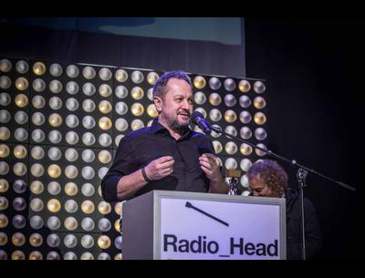 Vlado Ďurajka z Autumnist, Radio_Head Awards 2018